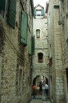 Croatia Stone Street