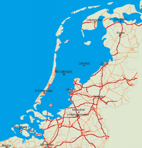 The Netherlands Without the Dikes
