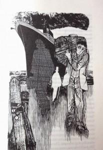 Karel Hruska, Illustrator