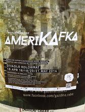 Prague Kafka Poster
