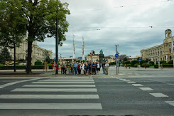 Vienna Street Crossing