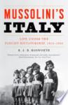 Books Mussolini Italy