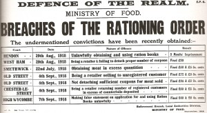 Books Testament Breaches_of_the_Rationing_Order'_poster
