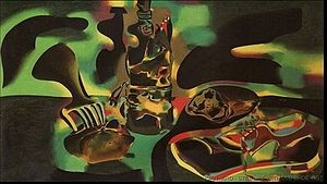Books Hell and Good Company Miro_Still_Life_with_Old_Shoe