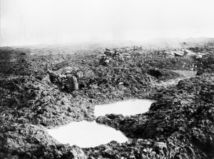 Ypres Salient, November 1917. Canadian Troops